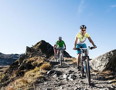 Get to know your mountainbike
