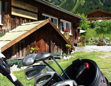 Golf Days at the Montafon (Thursday to Sunday)