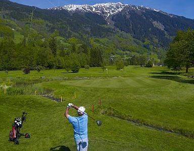 Golf Days at the Montafon (Sunday to Wednesday)