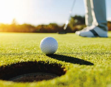 Texas Scramble Golf Tournament 3 jours