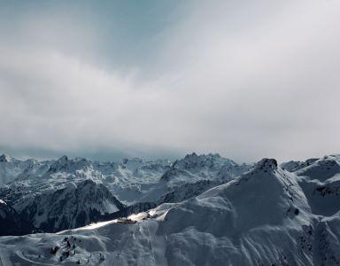 La paix dans les montagnes